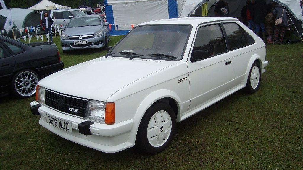 Vauxhall Astra GTE Mark I