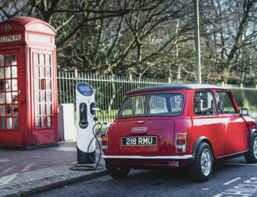 Swindon to Release Electric Mini Conversion Ahead of E10 Fuel Change