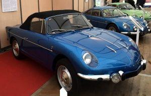 classic cars alpine a110