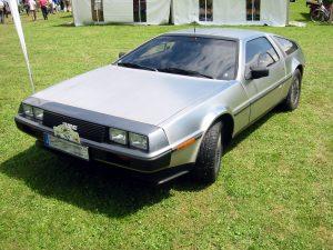 delorean classic cars