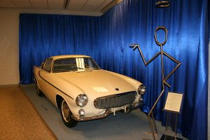 volvo p1800 classic cars