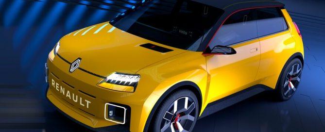 R5 concept EV