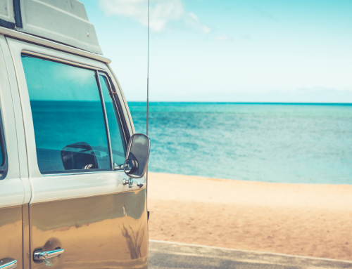 The Four Best Cornwall Beaches for Camping Or Caravanning