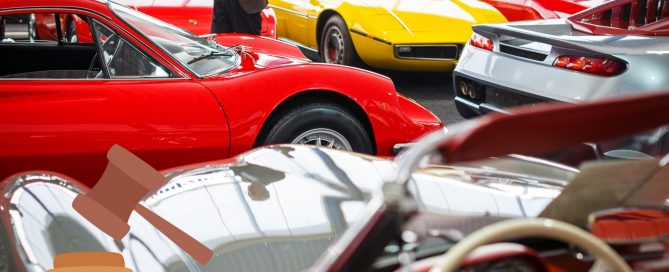 Most Expensive Cars Sold At Auction