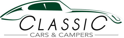Classic Cars & Campers Blog Logo