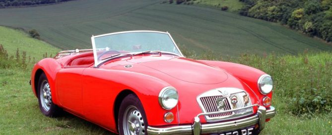 Sell your classic car in Essex and Herts