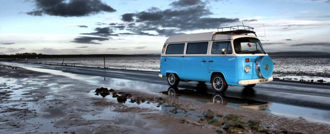 Campervan Staycation