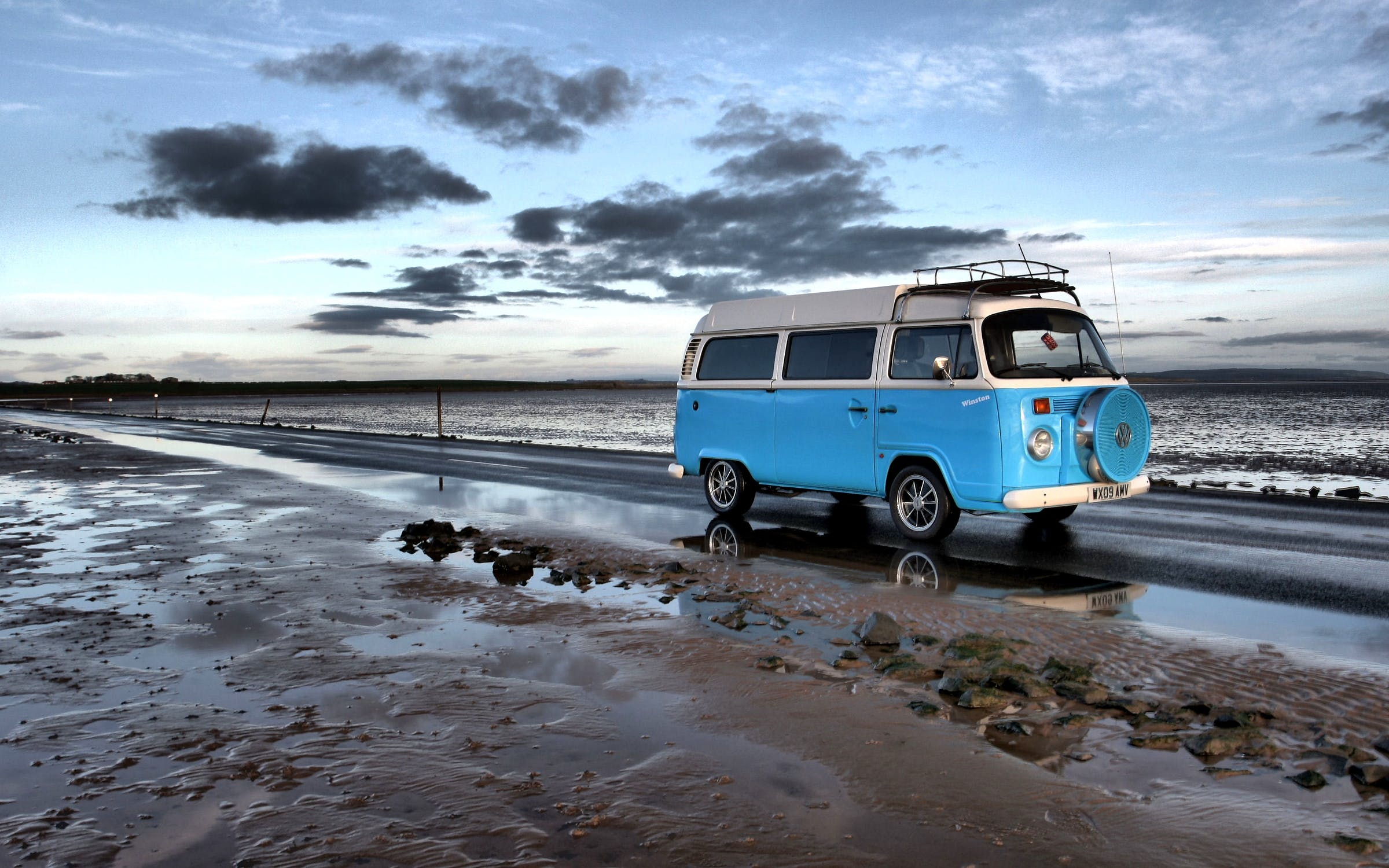 Escape in a Campervan & Reconnect With The World
