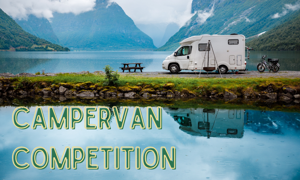 Campervan Treasure Hunt