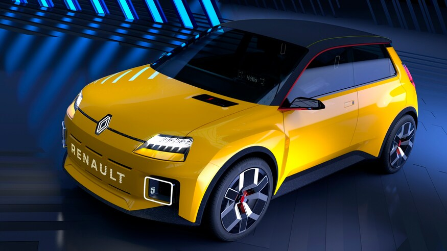 Renault Reboot an Icon With The R5 EV – Would You Buy It?