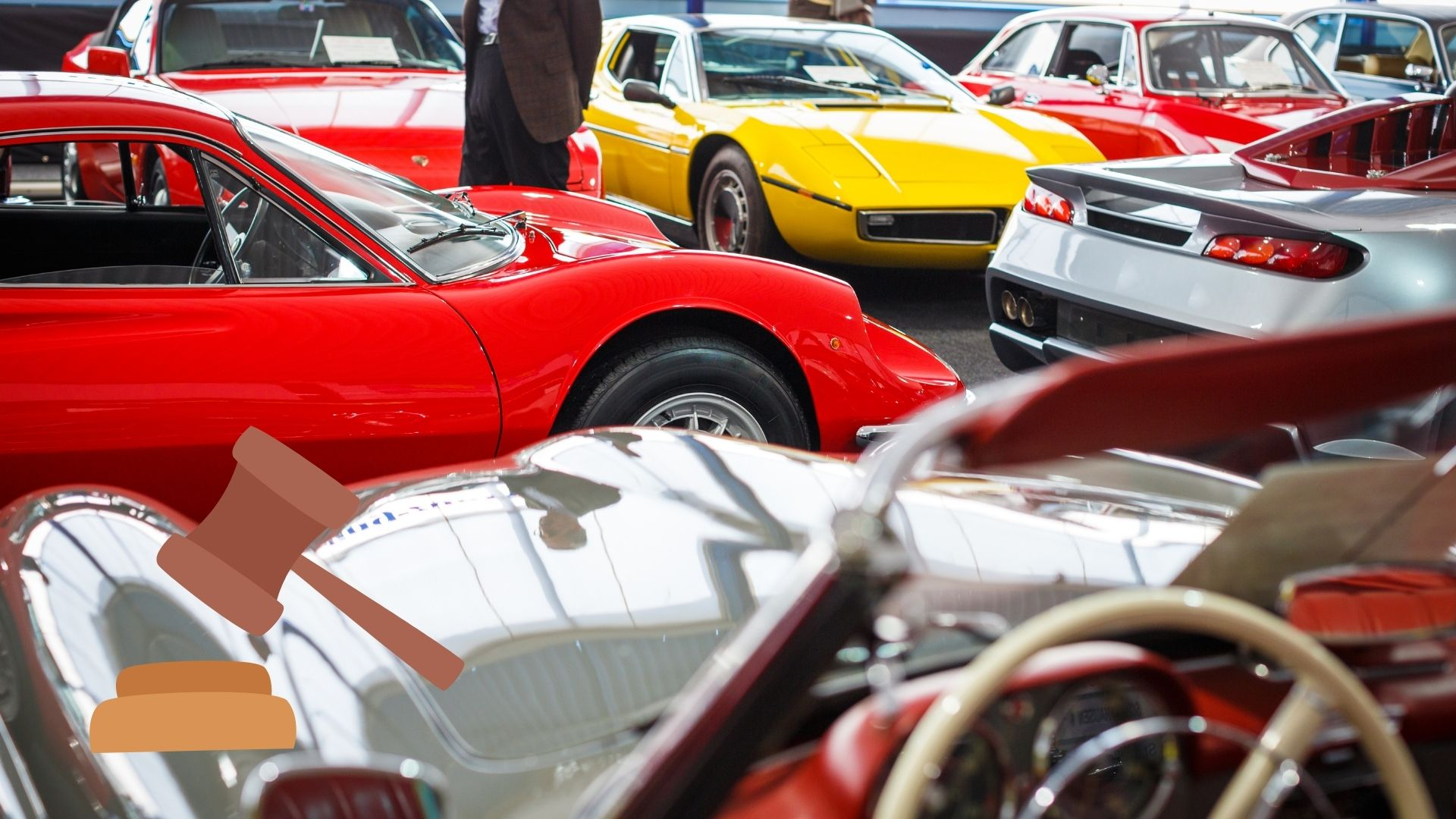 Most Expensive Cars Sold At Auction This Year