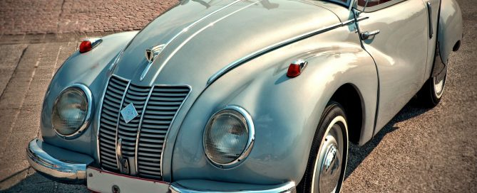 Learning More About Your Classic Car's History